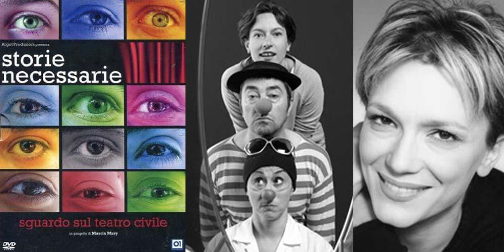 Storie necessarie - Sguardi sul teatro civile